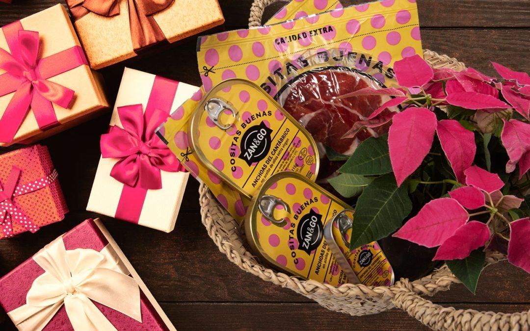 Cestas y regalos de empresa, aprovecha la Navidad para comunicar y fidelizar